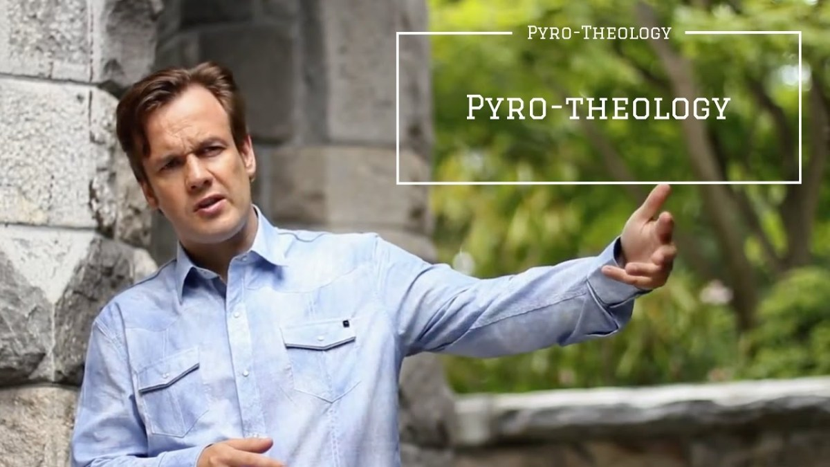What is Pyrotheology?
